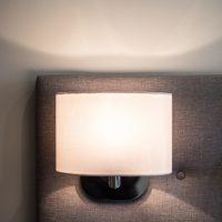 Hotel Boomgaard lamp